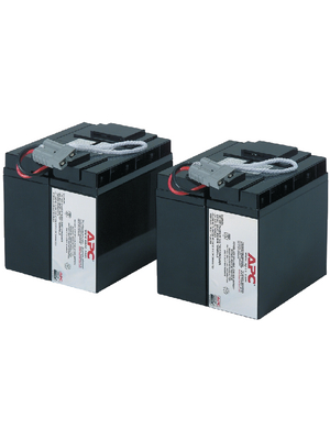 APC - RBC11 - Spare battery, RBC11, APC