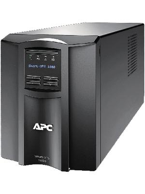 APC - SMT1000I - Smart-UPS, 1000 VA, LCD, 670 W, 230 VAC, SMT1000I, APC