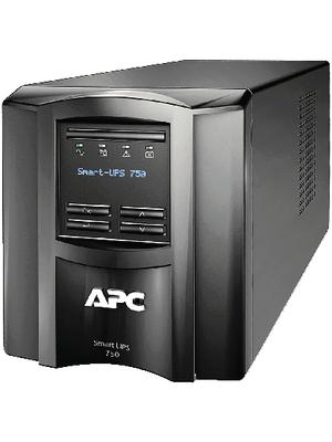 APC - SMT750I - Smart-UPS, 750 VA, LCD, 500 W, 230 VAC, SMT750I, APC