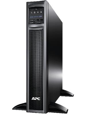 APC - SMX1500RMI2U - Smart-UPS Rack/Tower, 1500 VA, LCD, 1.2 kW, 230 VAC, SMX1500RMI2U, APC