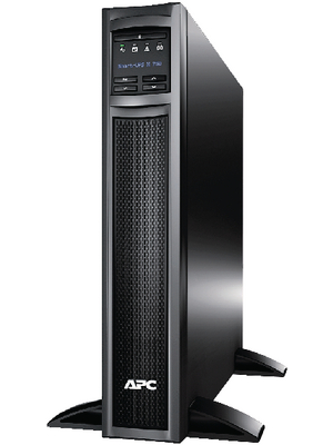 APC - SMX750I - Smart-UPS Rack/Tower, 750 VA, LCD, 600 W, 230 VAC, SMX750I, APC