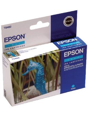 Epson - C13T04824010 - Ink T0482 Cyan, C13T04824010, Epson