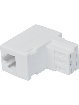 - MB-AK032 - Adapter for CH Telephone (Swisscom etc.) A6 ― RJ12 6P2C, MB-AK032
