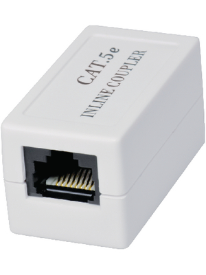 - MB-JE315A - Modular connector cat. 5e unshielded, MB-JE315A