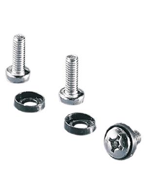 Rittal - DK7094.100 - Screws (M6), 50 pieces, DK7094.100, Rittal