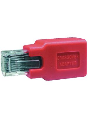 - MX-X - RJ45 crossover adapter plug/socket, MX-X