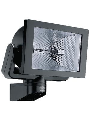 Steinel - HS-FE 500 BLACK - 500 W wireless halogen floodlight, black, HS-FE 500 BLACK, Steinel