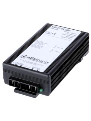 Alfatronix - DD12-24 168 - DC/DC converter 27.2 VDC 168 W, DD12-24 168, Alfatronix