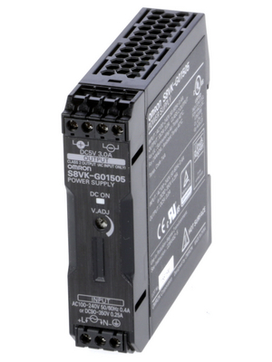 Omron Industrial Automation - S8VK-G01505 - Switched-mode power supply / 3 A, S8VK-G01505, Omron Industrial Automation