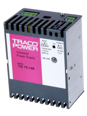 Traco Power - TIS 75-148 - Switched-mode power supply / 1.5 A, TIS 75-148, Traco Power