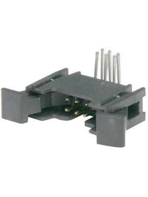3M - 155220-5302-RA - Pin header, angled 20P, 155220-5302-RA, 3M