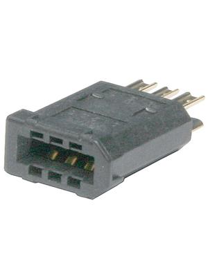 3M - 3E206-0100 KV - Cable socket IEEE1394 6P, 3E206-0100 KV, 3M