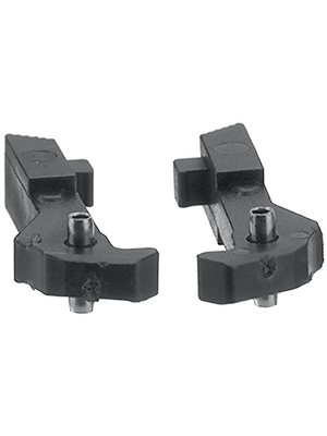3M - N3505-2B - Ejector/latch with bolts PU=Pair (2 pieces), N3505-2B, 3M