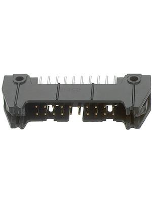3M - N3764-6002RB - Pin header DIN 41651 64P, N3764-6002RB, 3M