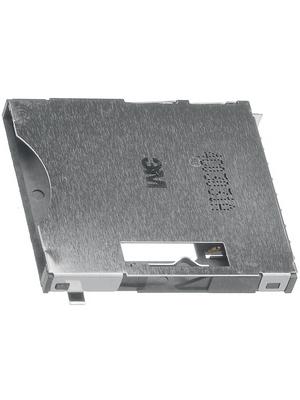 3M - SD-RSMT-2-MQ - Memory Card Connector N/A, SD-RSMT-2-MQ, 3M