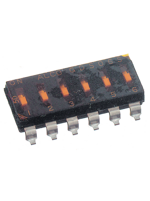 TE Connectivity - 1-1825006-9 - DIL switch SMD 10P, 1-1825006-9, TE Connectivity