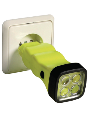 Acculux - FOUR LED EX - ATEX LED torch with battery IP 65, FOUR LED EX, Acculux