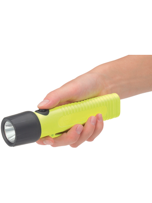 Acculux - HL 10 EX - LED torch, ATEX yellow/black, HL 10 EX, Acculux