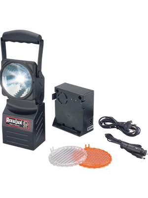 Acculux - SLE 15EX - Battery work searchlight IP 64, SLE 15EX, Acculux