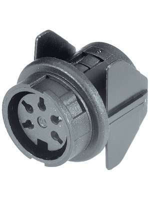 Amphenol - T 3437 500 - Appliance socket C091B 7-pin Poles=7 - 360°, T 3437 500, Amphenol