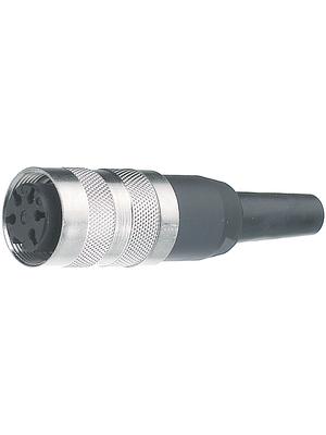 Amphenol - T 3261 001 - Cable box, C091A 3-pin Poles=3, T 3261 001, Amphenol