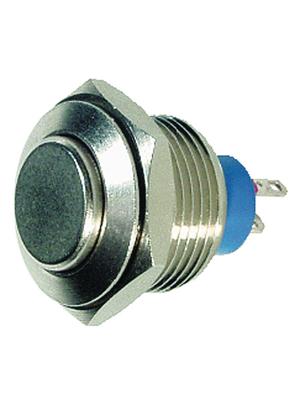 Apem - 9633AX1146 - Push-button Switch, vandal proof 16.2 mm 250 VAC 0.3 A 1 make contact (NO), 9633AX1146, Apem