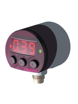 Bebro Electronic - NANO PSPDD - Pressure sensor with display 0...10 bar, NANO PSPDD, Bebro Electronic