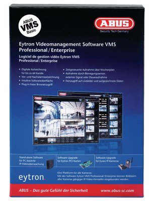 Abus - TV3220 - VMS Basic Video Software, TV3220, Abus