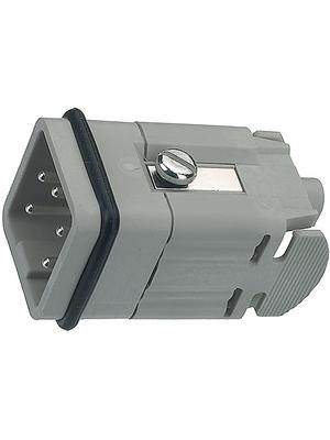 Amphenol - C146 10A003 002 4. - Pin insert, 3p+E, C146 10A003 002 4., Amphenol