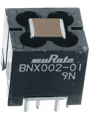 Murata - BNX002-01 - Interference filter, wired 10 A ,50 VDC, BNX002-01, Murata