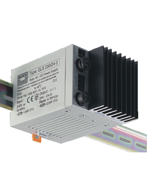 Block - GLS 230/24-0.5 - DC power supply 24 VDC 0.5 A, GLS 230/24-0.5, Block