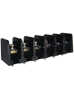 Camdenboss - CBS34ST8/6 - PCB Terminal Block Series CBS44 Pitch 9.5 mm horizontal 6P, CBS34ST8/6, Camdenboss