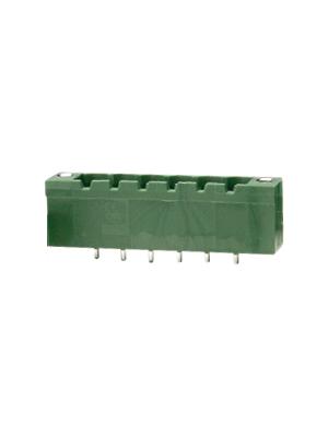 Camdenboss - CTB9308/2FL - Pin header, straight Series CTB9308 Solder Pin [PCB, Through-Hole] 2P, CTB9308/2FL, Camdenboss