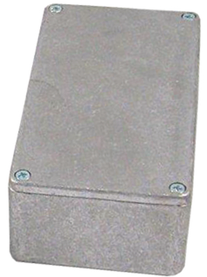 Camdenboss - RTM5001/11-NAT - Metal enclosure aluminium Aluminium N/A, RTM5001/11-NAT, Camdenboss