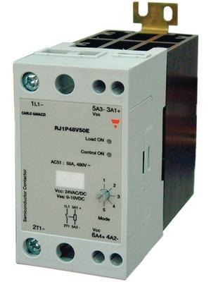 Carlo Gavazzi - RJ1P23V50E - Solid state relay single phase, RJ1P23V50E, Carlo Gavazzi