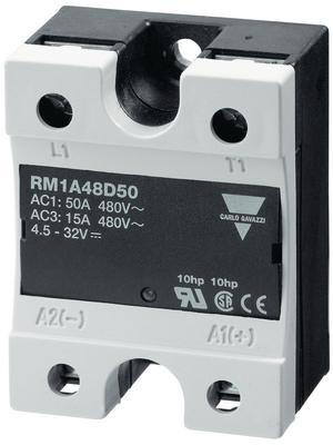 Carlo Gavazzi - RM1C40D50 - Solid state relay single phase 4.25...32 VDC, RM1C40D50, Carlo Gavazzi