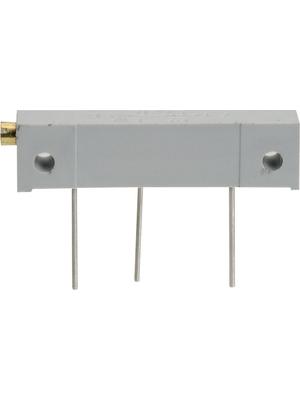 BI Technologies - 78PR10LF - Trimmer Cermet 10 Ohm linear 1 W, 78PR10LF, BI Technologies