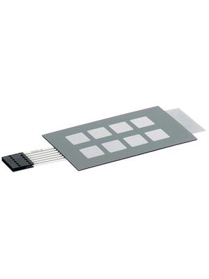 No Brand - PKM-16 - Membrane keypad 16-element keyboard, PKM-16, No Brand