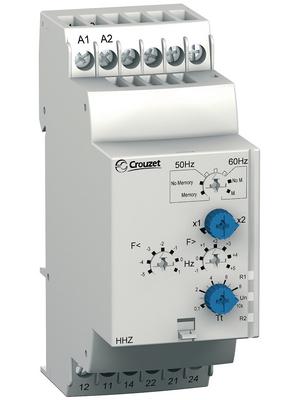 Crouzet - HHZ - Frequency monitoring relay, HHZ, Crouzet