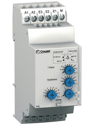Crouzet - HIL - Current monitoring relay, HIL, Crouzet