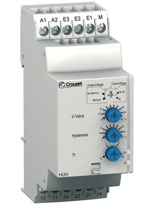 Crouzet - HUH - Voltage monitoring relay, HUH, Crouzet