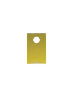 Austerlitz Electronic - CS220 KAPTON - Insulation disc TO-220, CS220 KAPTON, Austerlitz Electronic