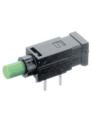 Schurter - 0041.0402 - Push-button switch off-(on) 2P, 0041.0402, Schurter