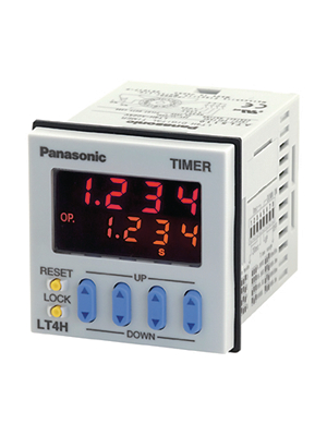 Panasonic - LT4H240ACSJ - Time lag relay Multifunction, LT4H240ACSJ, Panasonic