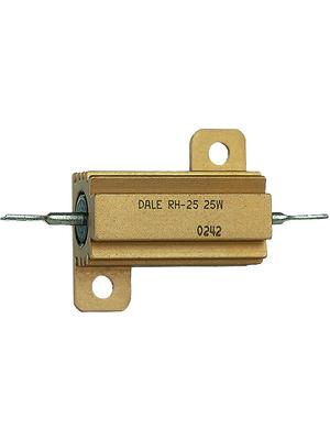 Vishay - RH025R3300FE05 - Wirewound resistor 330 mOhm 25 W  ±  1 %, RH025R3300FE05, Vishay