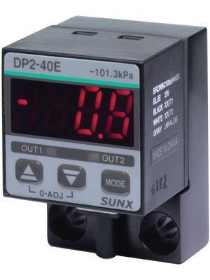 Panasonic - DP241E - Pressure sensor with display 0...1 bar, DP241E, Panasonic