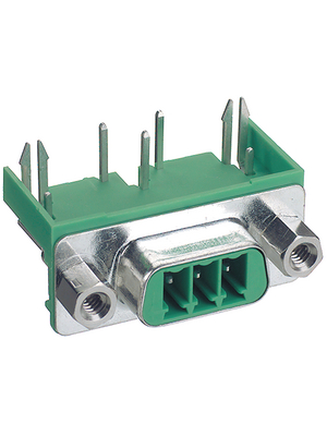Phoenix Contact - PSC 1,5/3-M - D-sub connector, male N/A, PSC 1,5/3-M, Phoenix Contact