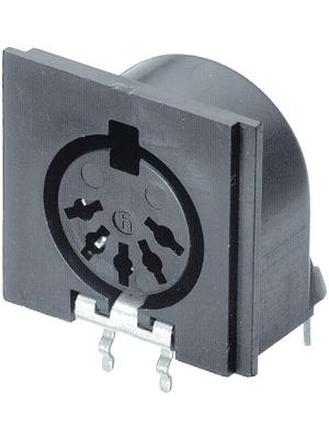 Belden Hirschmann - MAB 5 SH - Electric coupler receptacle 5P, MAB 5 SH, Belden Hirschmann