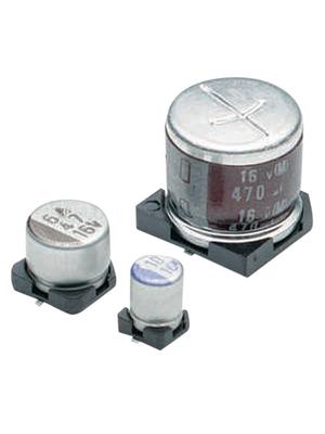 Elna - RVS-6V220MU-R - Aluminium Electrolytic Capacitor 22 uF, RVS-6V220MU-R, Elna