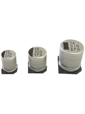 Suncon - 35CE1500KXT - Aluminium Electrolytic Capacitor 1.5 mF 35 VDC, 35CE1500KXT, Suncon